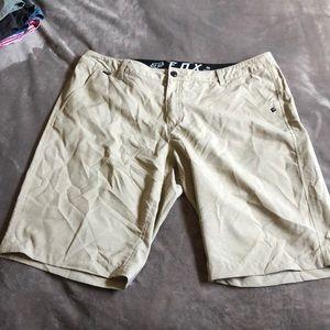 Men's fox shorts